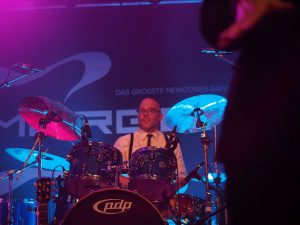 Jack on the drums - Band und Peter komm ader SO36
